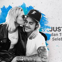 Justin Bieber dan Hailey Baldwin memutuskan untuk nikah muda. (Foto: Instagram/Justin Bieber, D.I: M. Iqbal Nurfajri)