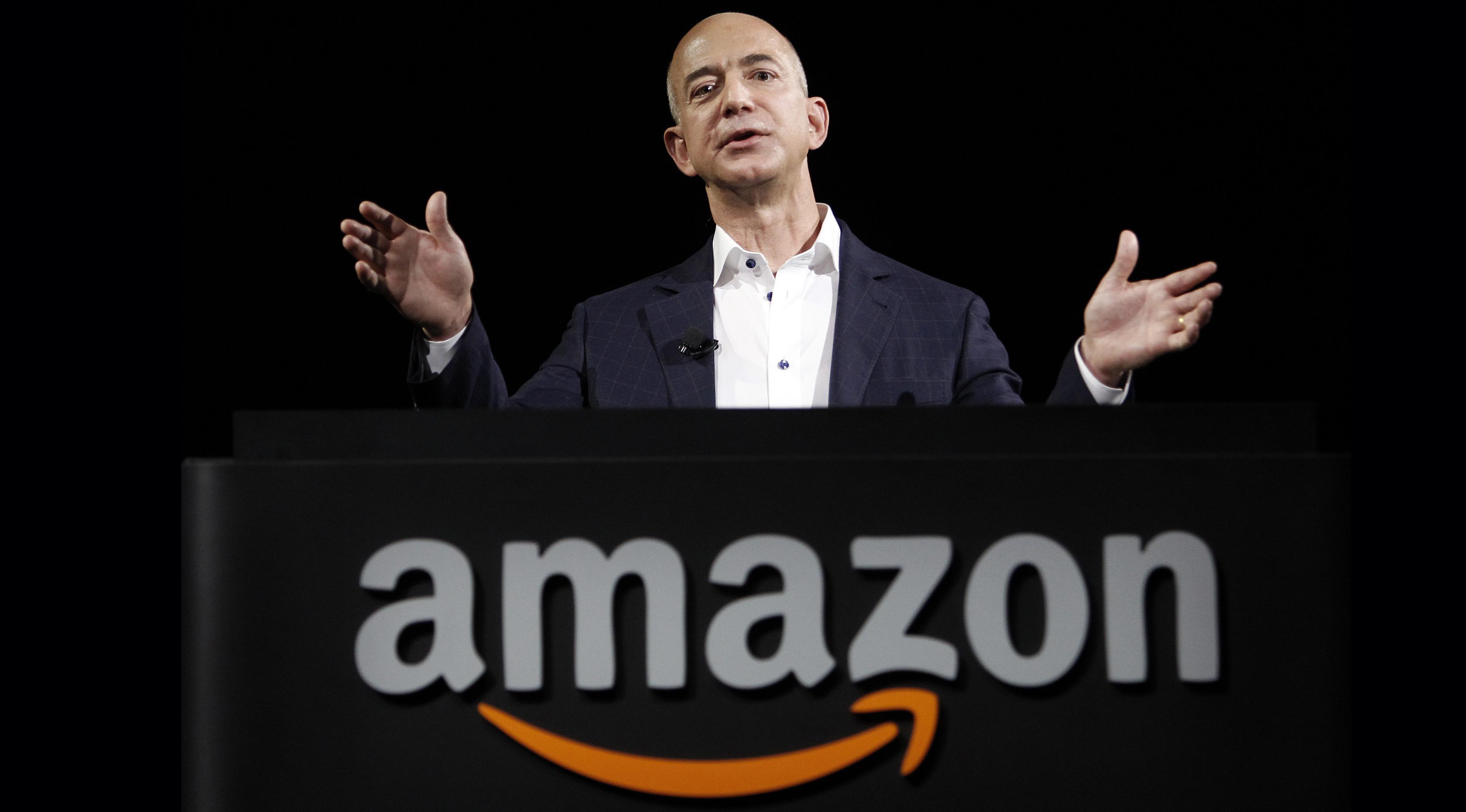 Jeff Bezos, pendiri dan CEO Amazon. (Foto: Forbes.com)