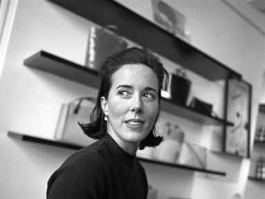 Kate Spade, sang legenda bidang desain ditemukan tak bernyawa atas dugaan bunuh diri di apartemennya karena depresi. (THOMAS IANNACCONE/PENSKE MEDIA/HollywoodLife)