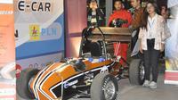 Mobil Balap Formula Karya Mahasiswa Surabaya Siap Berlaga di Jepang (Foto:Istimewa)