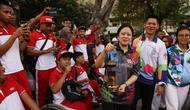 Menko PMK mengajak masyarakat untuk mendukung sukses pelaksanaan Asian Para Games 2018.