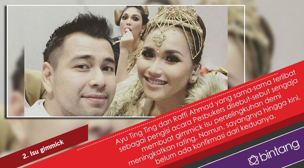 Ayu Ting Ting dan Kabar Putus Kontrak dengan Program TV. (Foto: Instagram/@ayutingting92, Desain: Nurman Abdul Hakim/Bintang.com)