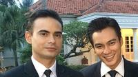 Kenangan Baim Wong dan Ashraf Sinclair (Sumber: Instagram/baimwong)