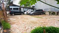 Lahan parkir di Jakarta (Dian Tami/ Liputan6.com)