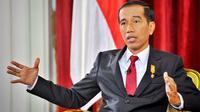 Presiden Joko Widodo. (via: istimewa)