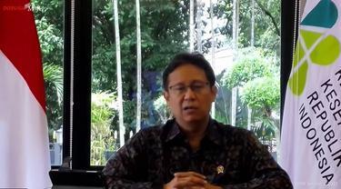 Menteri Kesehatan Budi Gunadi dalam konferensi pers daring pada Senin (21/6/2021) (Tangkapan Layar Youtube Sekretariat Presiden)
