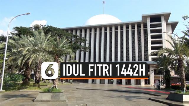 thumbnail salat idulfitri masjid istiqlal