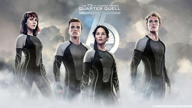 The Hunger Games Catching Fire Duel Melawan Pembunuh Terkuat Showbiz Liputan6 Com