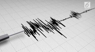Gempa magnitudo 5,1 mengguncang Kabupaten Poso, Sulawesi Tengah.