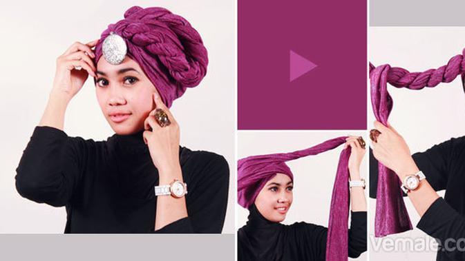 Hijab Turban Untuk Si Tomboy Beauty Fimela Com