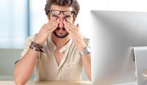Mata Lelah Karena Komputer? Ini Cara Mengatasinya