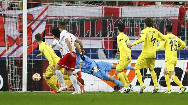 Hasil Liga Europa: Salzburg 1 - 3 Villarreal