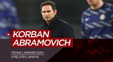 Berita video vlog kali ini akan membahas tentang kejamnya Chelsea era Roman Abramovich, Frank Lampard jadi korban terbaru.