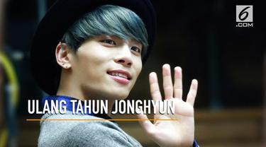 Pada tanggal 8 April kemarin, dunia maya diramaikan dengan ucapan selamat ulang tahun untuk mendiang Jonghyun.