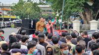 KAMI Deklarasi di Medan, Dukung Pemerintah Tingkatkan Ekonomi Kerakyatan.