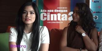 Ada Apa dengan Cinta 2 akan segera rilis pada 28 April 2016. Menjelang rilis, Adinia Wirasti merasa deg-degan dengan sambutan dari masyarakat. Titi Kamal pun berusaha untuk tenang dan tidak mau terbebani saat rilis nanti.