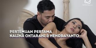 Kalina Oktarani mengenang pertemuan pertamanya dengan sang suami, Hendrayanto.