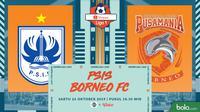 Shopee Liga 1 - PSIS Semarang Vs Borneo FC (Bola.com/Adreanus Titus)