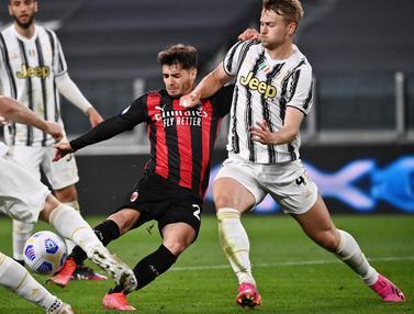 Foto: 4 Pemain Muda yang Bisa Membawa AC Milan Kembali Berjaya