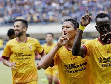 Piala Presiden 2018 : Sriwijaya FC Vs PSMS Medan