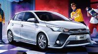 Toyota Yaris 2017 Resmi Mengaspal, Apa Saja Yang Berubah? (Foto: Indianautosblog)