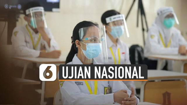 Kemendikbud resmi meniadakan Ujian Nasional dan Ujian Kesetaraan 2021.