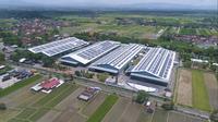 Pabrik Danone-Aqua. (Dok. Danone-Aqua)