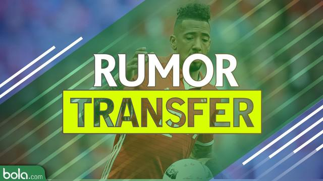 Berita video mengenai Antonio Conte yang sedang mengincar bek Jerman, Jerome Boateng, untuk bermain di Chelsea .