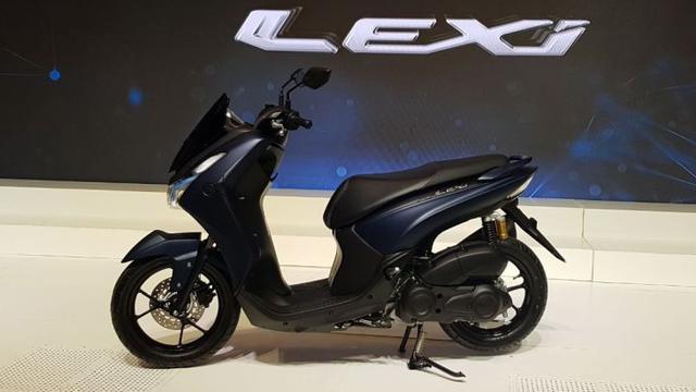Harga Resmi Yamaha Lexi 125 Diumumkan Bulan Depan Otomotif