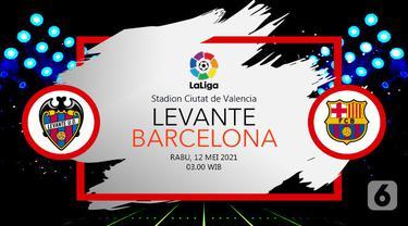 Prediksi Levante vs Barcelona