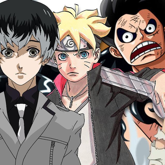 KALEIDOSKOP 2015: 10 Manga Paling Laris - ShowBiz Liputan6 com