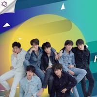 BTS bakal segera hadir dengan comeback terbaru juga siap menggelar tur keliling dunia. (Foto: Twitter/BigHitEnt, Desain: Nurman Abdul Hakim/Bintang.com)