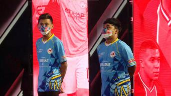 Jawa Barat Menangi Medali Emas eFootball PES 2021 di PON XX Papua 2021