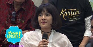 Dian Sastrowardoyo dalam film Kartini, dari cara mendalami peran hingga tantangan menggunakan bahasa Belanda.