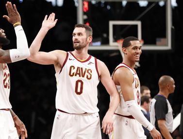 Cleveland Cavaliers, Brooklyn Nets, NBA