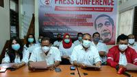 Relawan Jokowi dari berbagai daerah bakal menggelar pertemuan akbar secara virtual. (Istimewa)
