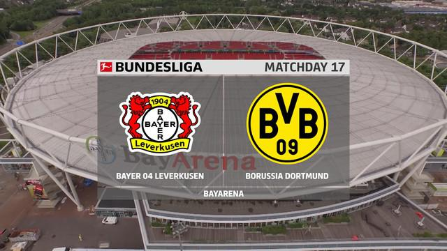 Berita Video Highlights Bundesliga, Borussia Dortmund Kalah di Kandang Bayer Leverkusen (20/1/2021)