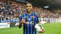 Striker Atalanta, Luis Muriel. (Dok. Twitter/Atalanta_BC)