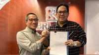 BRIsyariah dan Investree sepakat untuk bekerjasama dalam penyaluran pembiayaan melalui platform Investree.  (Dok BRIsyariah)