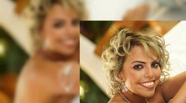Claudia de Marchi awalnya berkarir sebagai pengacara dan dosen. Namun perempuan Brasil itu akhirnya memilih jadi PSK. (Facebook)