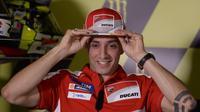 Andrea Iannone adalah seorang pembalap MotoGP asal Italia