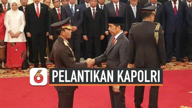 Idham Azis resmi gantikan Tito Karnivan menjadi Kapolri. Idham juga mendapatkan kenaikan pangkat menjadi jenderal polisi.