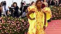 Serena Williams di Met Gala 2019. (Jamie McCarthy / GETTY IMAGES NORTH AMERICA / AFP)