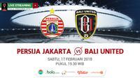 Final Piala Presiden 2018_Persija Jakarta Vs Bali United_4 (Bola.com/Adreanus Titus)