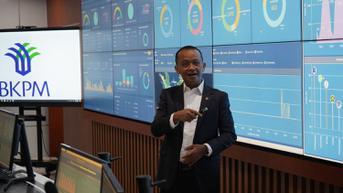 Kejar Target Investasi Rp 1.200 T, Menteri Bahlil Minta Tambahan Anggaran Rp 600 Miliar
