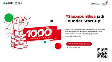 Kolaborasi Telkom CorpU dan Gojek Majukan StartUp di indonesia Timur