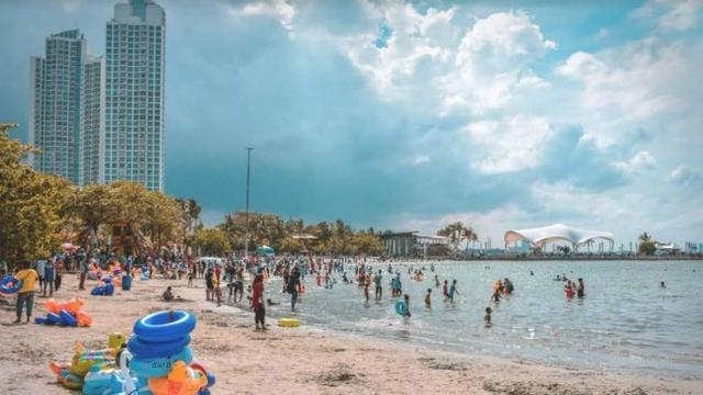 Pengunjung Ancol Naik 15 Persen Saat Libur Lebaran 2019