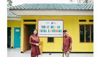 7 Potret Penampakan Isi Sekolah Milik Sarwendah, Penuh Warna (sumber: Instagram.com/sarwendah29)
