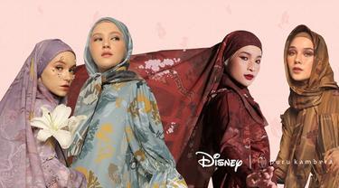 Ada Sentuhan Putri-Putri Disney di Produk Sederet Brand Lokal