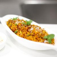 ilustrasi resep nasi goreng rendang/Photo by Hemant Latawa on Unsplash